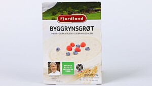 Fjordland Byggrynsgrøt