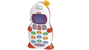 Godkjent: Laugh & Learn Learning Phone