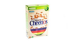 Havre Cheerios