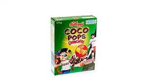 Choco pops crunchers