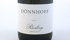 Dönnhoff Riesling Trocken 2011