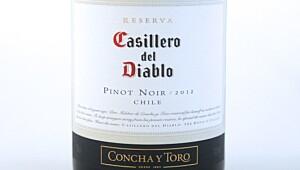 Casillero del Diablo Pinot Noir 2012