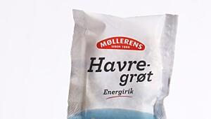 Møllerens Havregrøt Energirik, porsjonspakke