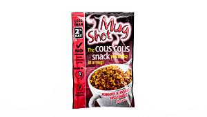 Mug Shot couscous snack – smak av tomat, kjøtt og grønnsaker