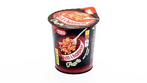 Toro Rett i koppen pasta meksikansk tomat