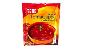 Toro Original tomatsuppe med makaroni