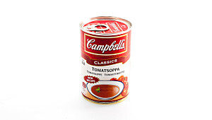 Campbells classic tomatsuppe