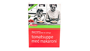 First Price Tomatsuppe med makaroni