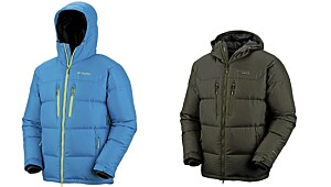 Columbia Alaskan II Down Jacket