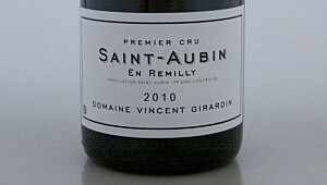 Girardin Saint-Aubin 1er Cru En Remilly 2010
