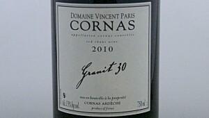Paris Cornas Granit 30 2010