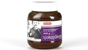 First Price Sjokopålegg