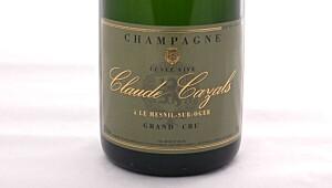 Claude Cazals Blanc de Blancs Grand Cru Cuvée Vive, Extra Br