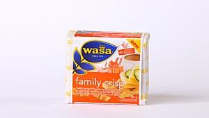 Wasa – Family crisp hvete og spelt