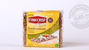 Finn Crisp – 5 wholegrains