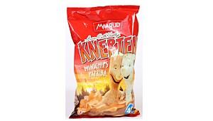 Knerten, minichips paprika