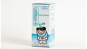 Eskimo-3 Kids med tutti- frutti smak