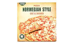 Coop, Norwegian style ost & skinke