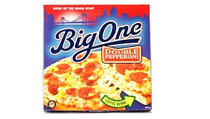 Big One, Double pepperoni