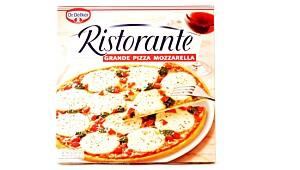 Ristorante, Grande Pizza Mozzerella