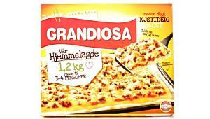 Grandiosa, Vår hjemmelagde