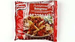 Findus Bolognese