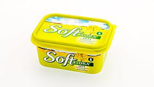 Soft Flora lettmargarin