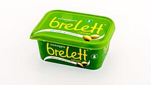 Brelett lettmargarin oliven