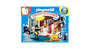 Playmobil Adventskalender - Politi