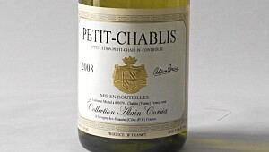 Collection Alain Corcia Petit Chablis 2008