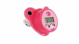 LANG MÅLETID: Topcom Baby Soother Thermometer 110