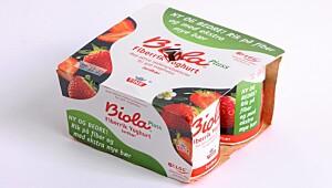 Biola pluss fiberrik yoghurt