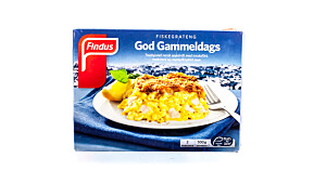 Findus God gammeldags fiskegrateng