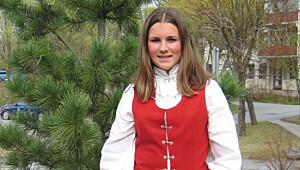 Finnmarksbunad kvinne