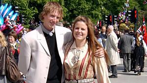 Brudedrakt fra Gudbrandsdalen