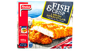 Findus Fish & Crisp