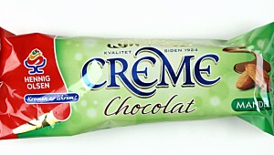 Creme Chocolat mandel