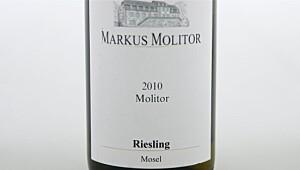 Markus Molitor Riesling Trocken 2010