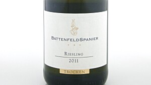 Battenfeld-Spanier Estate Riesling Trocken 2011