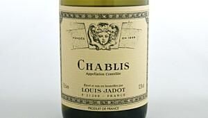 Louis Jadot Chablis 2010