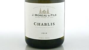 J. Moreau Chablis 2010