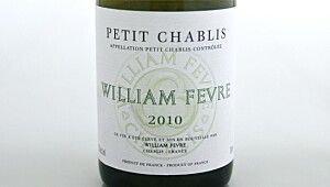 William Fèvre Petit Chablis 2010