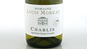 Louis Moreau Chablis 2010