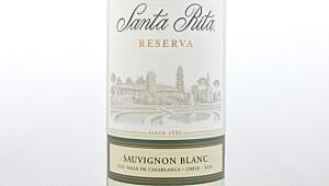 Santa Rita Sauvignon Blanc Reserva 2011