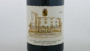 Ch. de Ségriès 2010