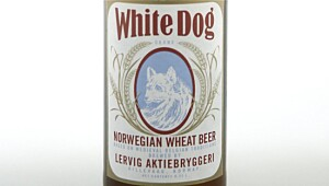 Lervig White Dog