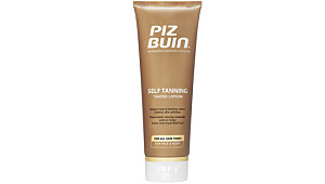 Piz Buin Self Tanning Tinted Lotion