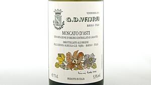 Vajra Moscato d'Asti 2011