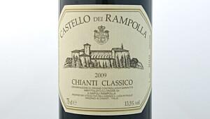 Castello dei Rampolla Chianti Classico 2009