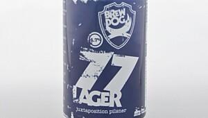 Brew Dog 77 Lager